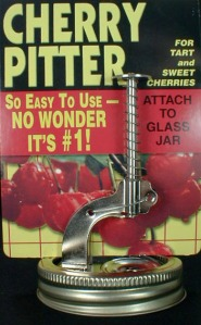 Push Button Cherry Pitter