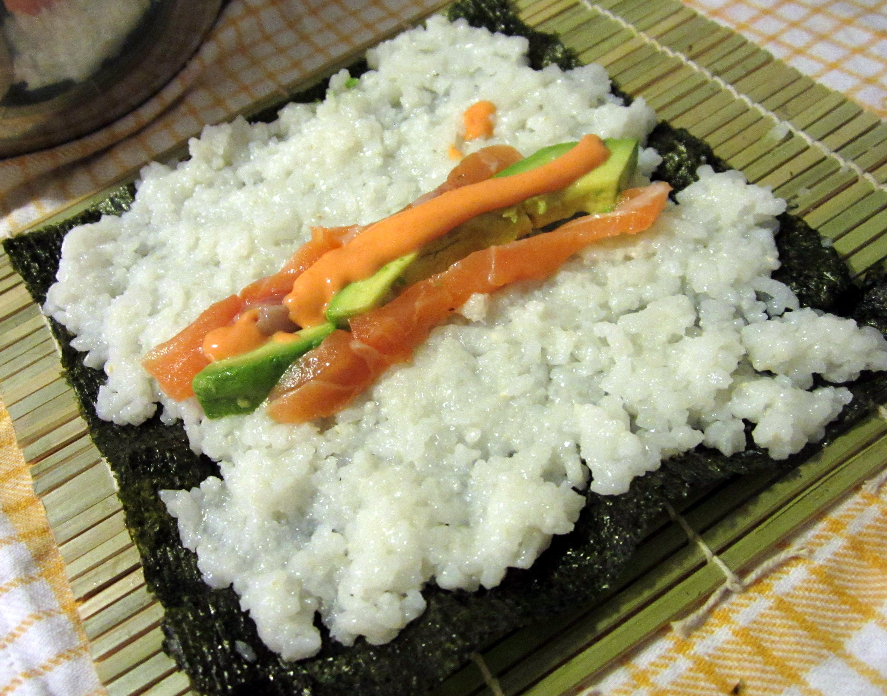 indigestion sushi