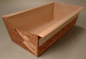 Paper Loaf Baking Pan