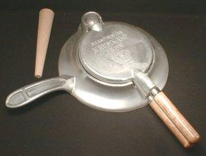 Nordic Ware Krumkake Iron