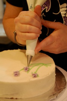 Introduction to Cake Decorating Workshop