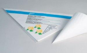 Parchment Paper Triangles