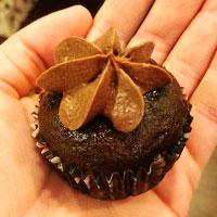 Melissa's Vegan Cupcake
