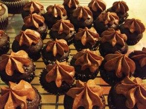Melissa's Vegan Chocolate Cupcakes