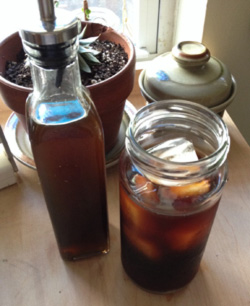 Nina Rose's Iced Coffee