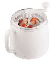 #16727 - Donvier Manual Ice Cream Maker