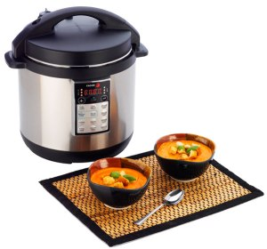 Fagor Lux Multi-Cooker with Hot Winter Treats