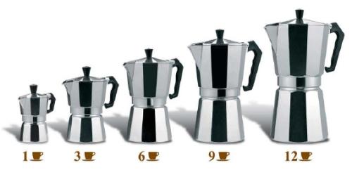 Buon Caffe Moka Espresso Makers