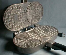 #3356 The Palmer Pizzelle Maker, Model 1000