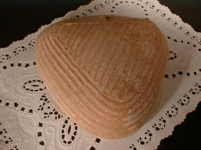 Loaf formed with Brotform Basket