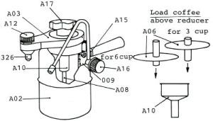 Bellman CX-25 Parts