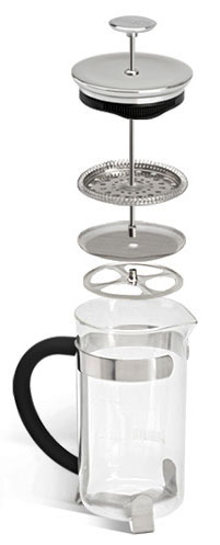 Bialetti Simplicity French Press Details
