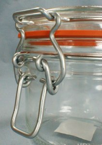 Le Parfait Bail Top Canning Jar