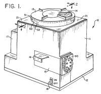 Cavalli Pasta Machine 1980 Patent 4219318