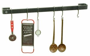 Enclume wr2-hs Wall Pot Rack