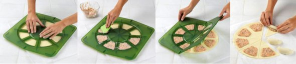 Betty Bossi Large Croissant Maker Instructions