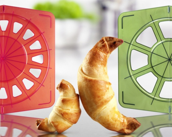 Betty Bossi Large and Small Croissant Makers