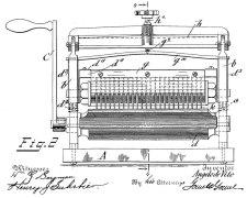 Vitantonio pasta machine 1906 patent 812704