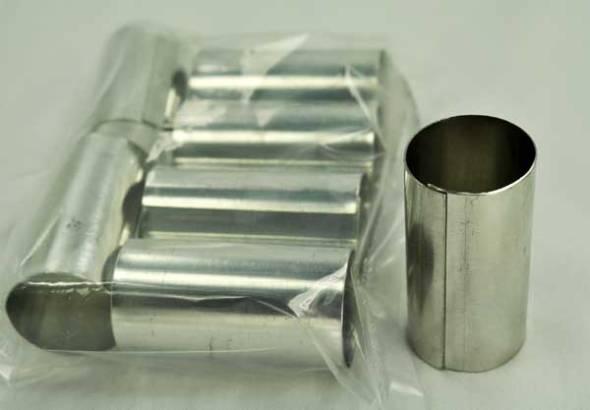 #27101 Cartucce Napoletane Tube Molds