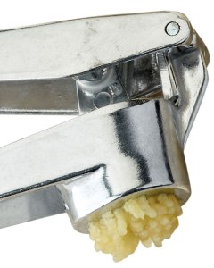 #3471 Fante's Cousin Umberto's Garlic Press
