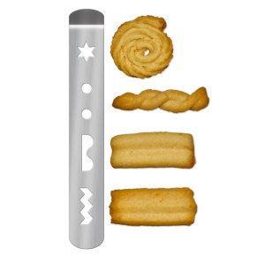 #614536 Fante's Nana Anna's Easy Cookies Cookie Press Shapes with Cookies