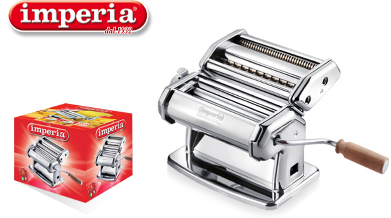 imperia pasta maker instructions toque tips rh toquetips fantes com Pasta Noodle Maker Metal Pasta Maker