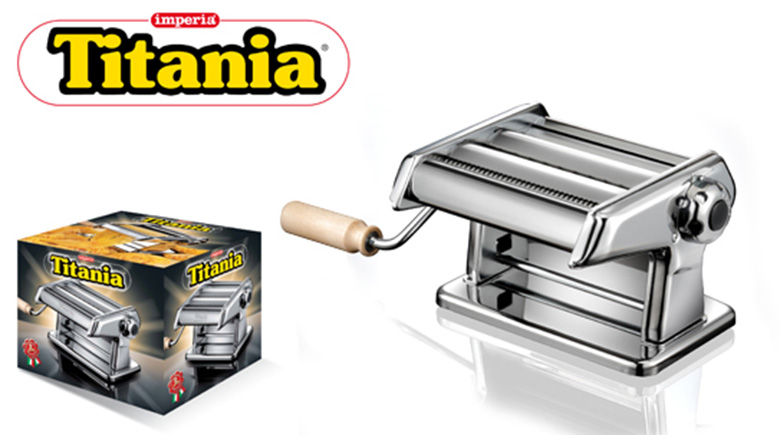 titania pasta maker instructions