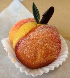 Little Peach Cake