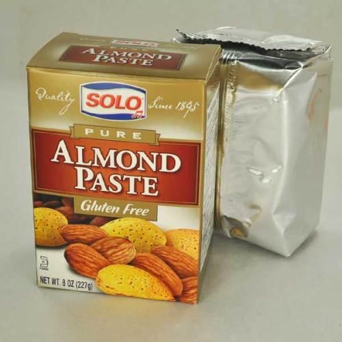 Solo Almond Paste - #12842