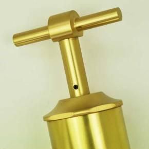 #613975 - Di Leo Torchietto Solid Brass Pasta Extruder