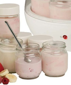 EuroCuisine Yogurt Maker