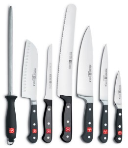 Wusthof Classic Basic Knife Set
