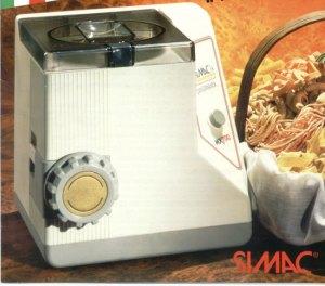 Simac MX700 Pasta Maker