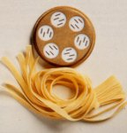 Simac #6 Small Fettuccine Disc