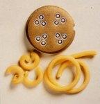 Simac #12 Bucato (Large Hollow Spaghetti) Disc