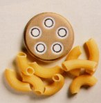 Simac #14 Maccheroni (Macaroni) Disc