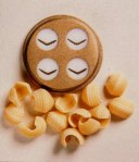 Simac #19 Conchigliette (Small Shells) Disc