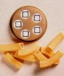 Simac #22 Maccheroni Quadrati (Square Macaroni) Disc