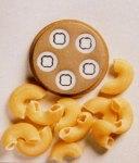 Simac #23 Maccheroni Quadrifoglio (Clover Macaroni) Disc