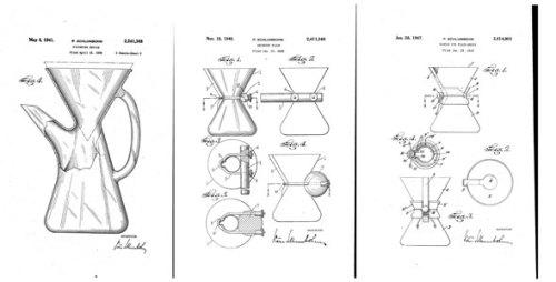 Chemex Patent Drawings