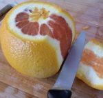 Peel Citrus Fruit